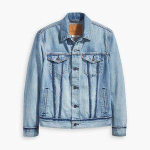 Levi's Inside Out Becker Trucker T2 Denim Jacket
